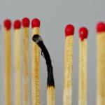 Vyhoření v obrazech