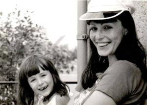 Lucka s maminkou