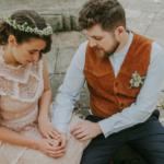 Romantická mezinárodní svatba
