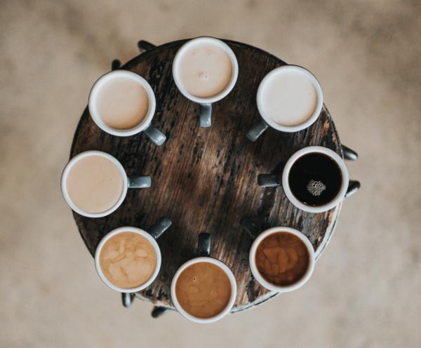 kafe s kamarády