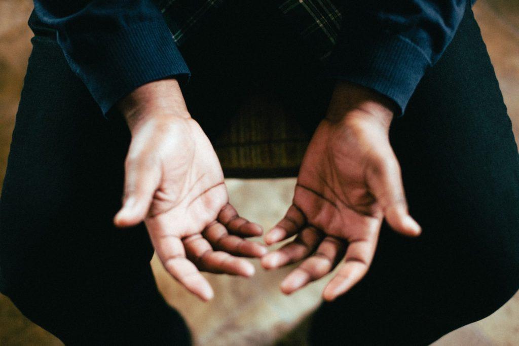 modlitba s dechem