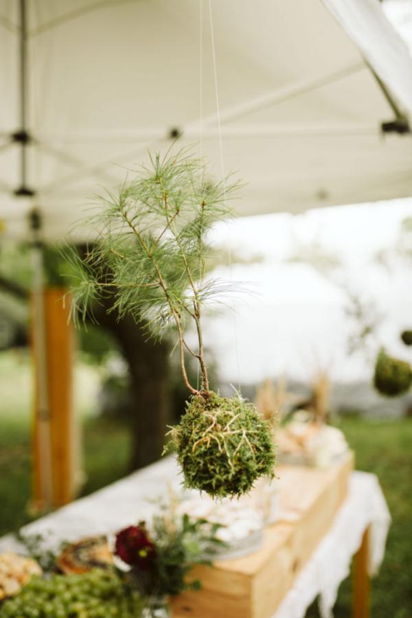 svatba dekorace