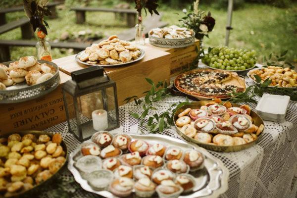 svatba catering